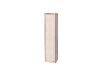 Шкаф для белья со штангой артикул 107 дуб молочный
