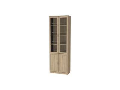 Шкаф для книг артикул 200 дуб сонома