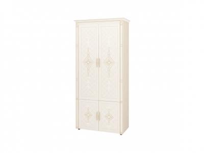 Шкаф для одежды многофункциональный с колоннами 32.22 Венеция 990х450х2230