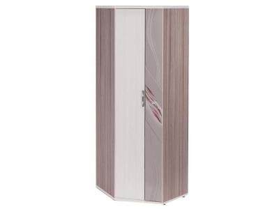 Шкаф для одежды угловой универсальный 38.02 750х750х2140