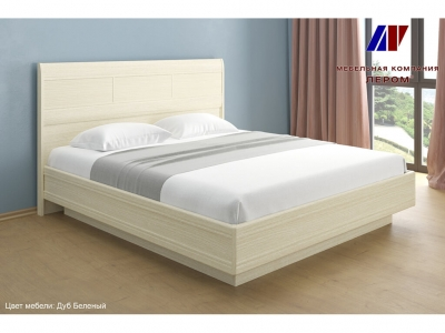 Кровать КР-1804 1800х2000 Дуб Беленый