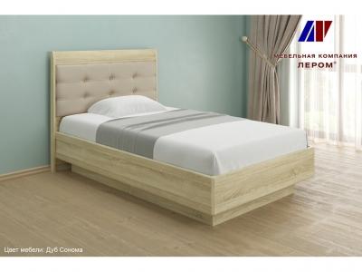 Кровать КР-1851 1200х2000 Дуб Сонома