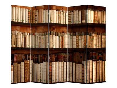 Ширма 1705-5 Библиотека 5 панелей