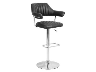 Барный стул Касл WX-2916 экокожа чёрный
