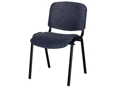 Офисный стул ИЗО ткань черная