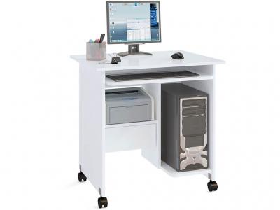 Компьютерный стол Сокол КСТ-10.1 Белый