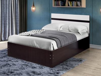 Кровать двойная Венеция 8 глянец
