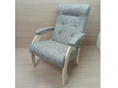 Кресло для отдыха Аверс серый