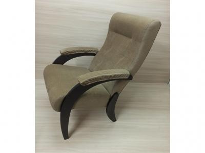 Кресло для отдыха Аверс коричневый