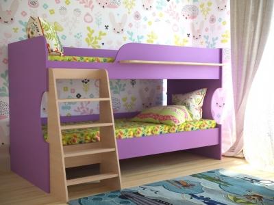Кровать двухъярусная №14