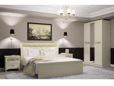Спальня Ливадия белая
