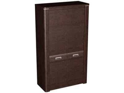 Шкаф для одежды Магнолия ГМ-1 1204х552х2090 дуб венге