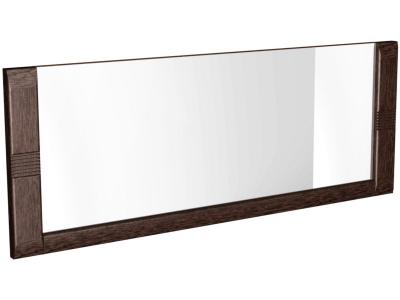 Зеркало Магнолия Дуб венге 1450х38х550