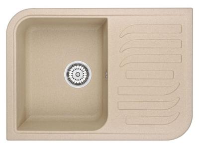 Кухонная мойка Granula 7001 Песок