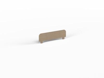 Ограждение для кровати Малина ДМ-К1-4-5 800х20х246 Ясень Шимо