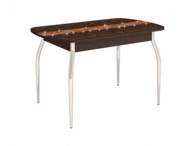 Стол обеденный Орфей-37.10 Венге 1200х750х750