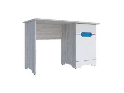Стол Палермо-Юниор синяя вставка 1200х750х550 мм