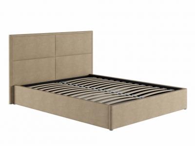 Кровать Прага с подъемным механизмом Савана Кэмел - бежевый