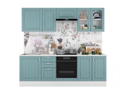 Кухонный гарнитур Принцесса 2400 Мурено