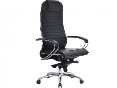 Компьютерное кресло Samurai K-1.03 черный-721 с ковриком СSm-25