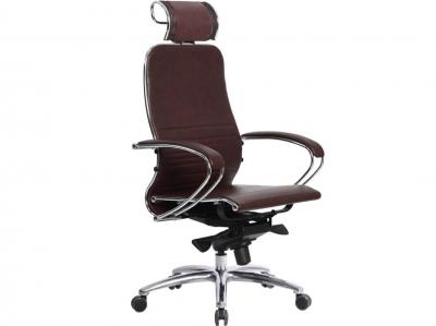 Компьютерное кресло Samurai K-2.03 темно-бордовый