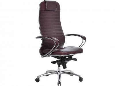 Компьютерное кресло Samurai KL-1.03 темно-бордовый