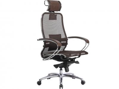 Компьютерное кресло Samurai S-2.03 темно-коричневый