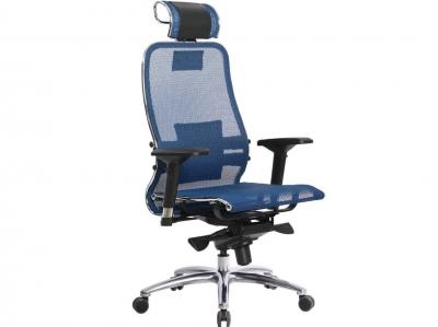 Компьютерное кресло Samurai S-3.03 синий