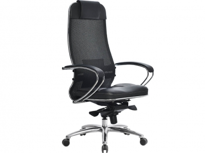 Компьютерное кресло Samurai SL-1.03 черный плюс