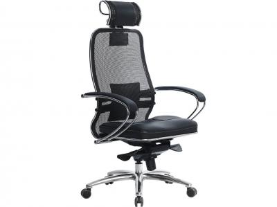 Компьютерное кресло Samurai SL-2.03 черный