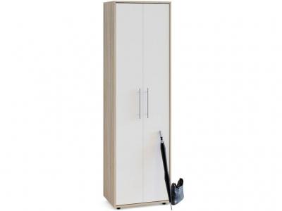 Шкаф распашной Сокол ШО-1 Дуб Сонома/Белый