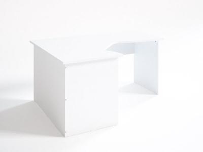Стол эргономичный левый СЛ 14.12.7 Белый