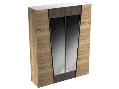 Шкаф 4-х дверный Стреза 1800х544х2300