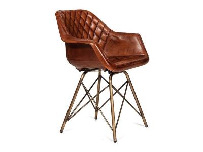 Кресло Secret De Maison Eames Bull Античная медь - Коричневый (mod. M-17668)