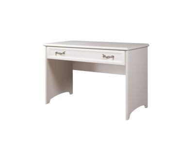 Стол туалетный ТФСТ-1 Тиффани Штрих серебро