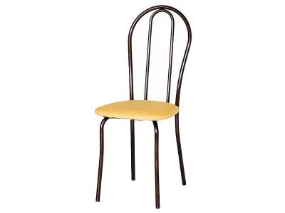 Кухонный стул Венский 2 медный антик-бежевая