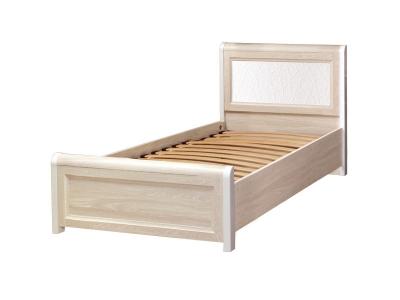 Кровать одинарная на 900 Йорк ЙО-46.0-КР 960х950х2142